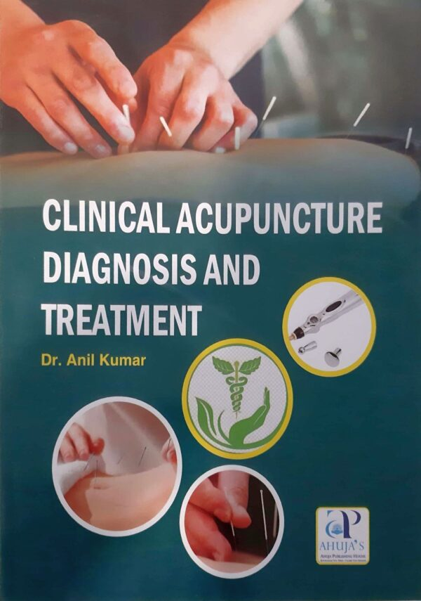 Clinical Acupuncture Diagnosis And Treatment
